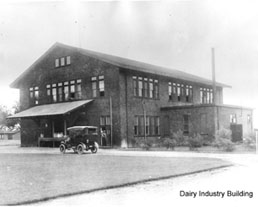 Dairy Industry Building