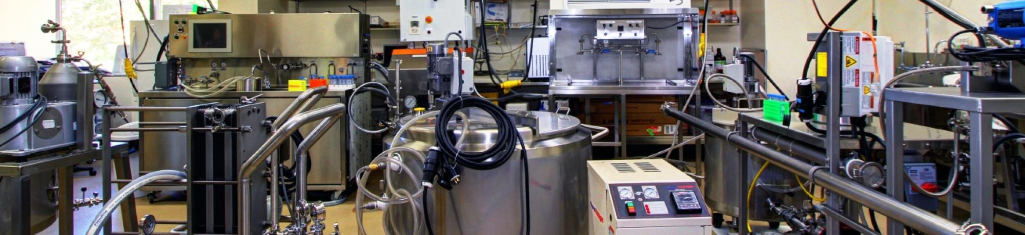 Milk Processing Laboratory